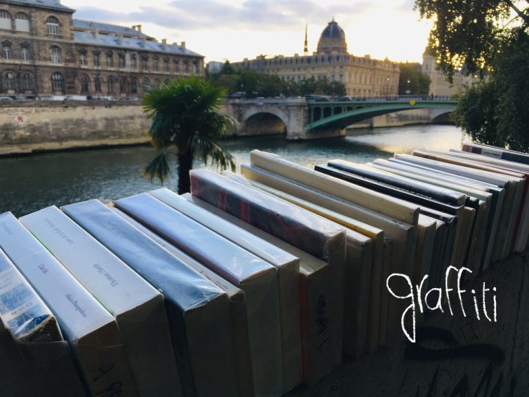 Quais de Seine, à Paris.