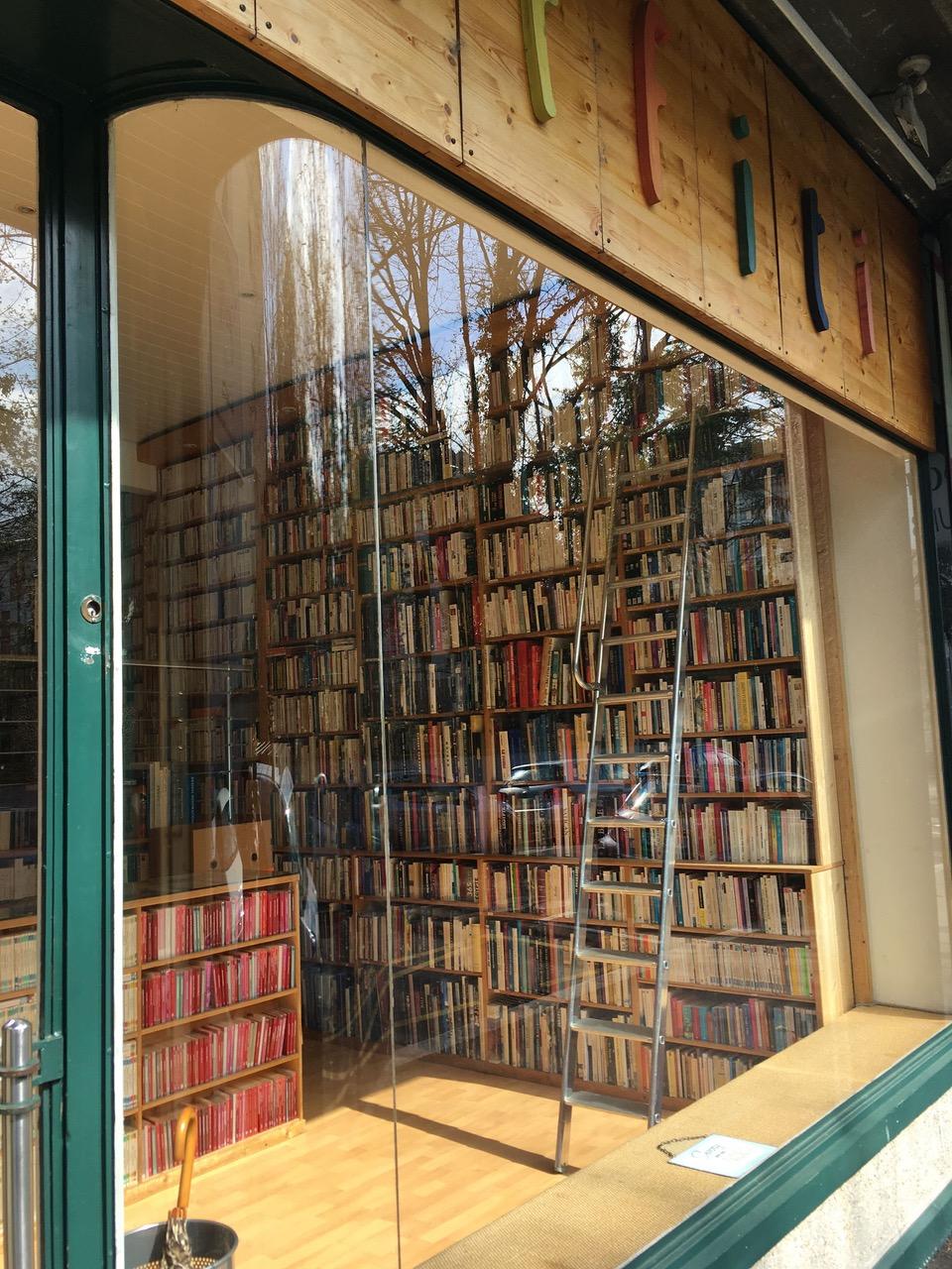 Librairie Graffiti — Mulhouse