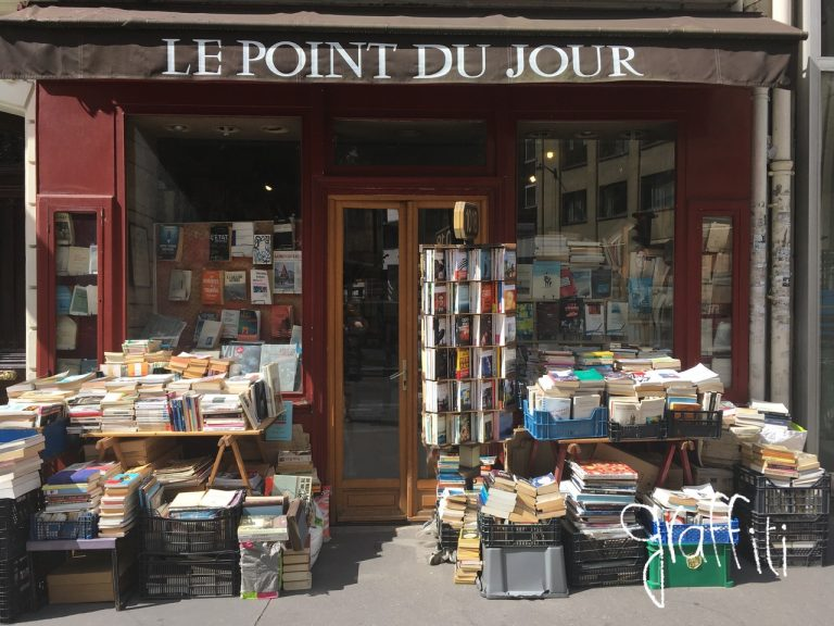 Le point du jour, Paris.